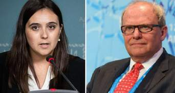 Мендель поссорилась со шведским экономистом из-за Зеленского и Коломойского