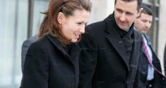 Сирійський диктатор Башар Асад заразився коронавірусом