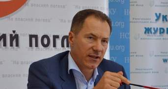 Ексміністр Рудьковський написав листа президенту і запевняє, що нікого не викрадав