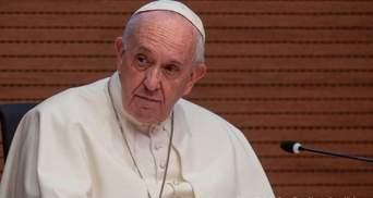 Після Іраку – до Лівану: папа Франциск пообіцяв нову подорож