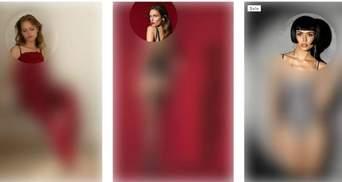 Право на тело: украинский бренд женского белья прикрыл на сайте тела моделей – фото