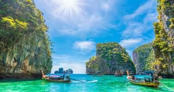 Таїланд вдвічі скоротить карантин для вакцинованих від COVID-19 туристів