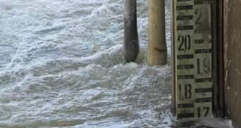 Подъем воды в реках на Западе Украины: спасатели предупредили об угрозе