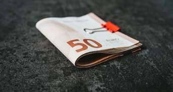 Готівковий курс на 9 березня: євро відчутно падає