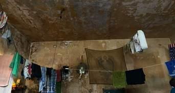 В киевском СИЗО осужденные спят по очереди и живут в антисанитарии