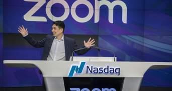 Основатель Zoom подарил анонимам акции компании на 6 миллиардов долларов