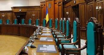 Треба швидше заповнити вакансії, – Веніславський про з'їзд суддів КСУ попри протести