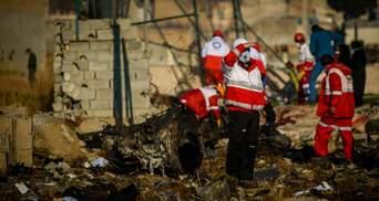 Прекратить запугивание семей жертв: Украина присоединилась к заявлению о катастрофе МАУ