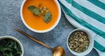 Пісні страви з гарбуза: домашні рецепти