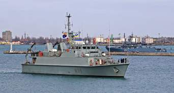 Корабли НАТО впервые в 2021 году зашли в порт Одессы: захватывающие фото