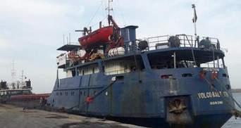 В аварії судна постраждала єдина жінка на борту: вона у критичному стані