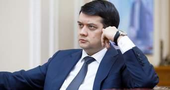Має бути одне, – Разумков не підтримує подвійне громадянство в Україні