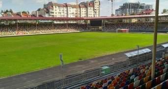 Институт нацпамяти Польши осудил присвоение стадиону в Тернополе имени Шухевича