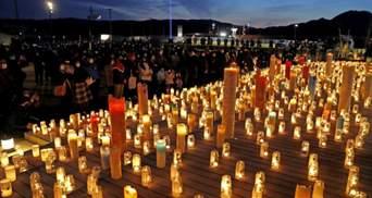 """В Японии отмечают годовщину со дня аварии на АЭС """"Фукусима-1"""""""