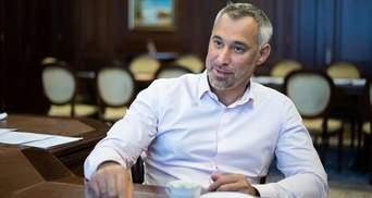 На жаль, це має ознаки політичного шоу, – Рябошапка про останні рішення РНБО