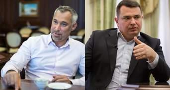 Рябошапка прокомментировал слухи о возможности заменить Сытника в НАБУ
