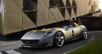 Ferrari Monza SP1: як виглядає найкрасивіший автомобіль у світі, згідно з наукою – фото
