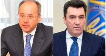 Проверка Харьковских соглашений: их готовил заместитель Данилова Демченко