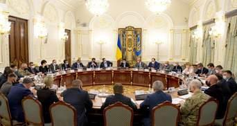 РНБО та владу цікавлять окремі прізвища у списку, – Ступак про Харківські угоди