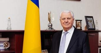 Без затвердження Росією він є пропозицією, – Кравчук про план щодо Донбасу