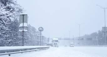 Киев срочно закроют для грузовиков и фур