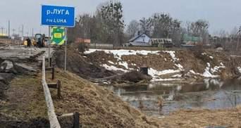 На Волыни обрушился мост: есть пострадавшие