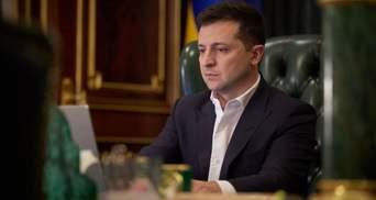 Працюємо над поверненням грошей в Україну, – Зеленський підтримав санкції проти Коломойського