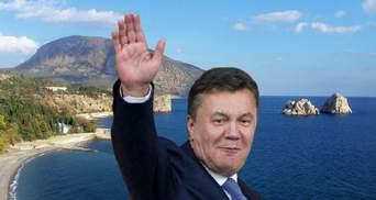 Россия купила возможность контролировать Украину: как Янукович 11 лет назад сдал Крым