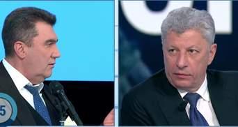 Дождитесь и не волнуйтесь, – Данилов намекнул Бойко о причастности к Харьковским соглашениям