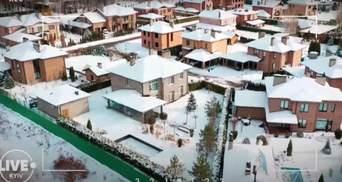 В мережі показали елітний будинок Насті Каменських і Потапа під Києвом: відео