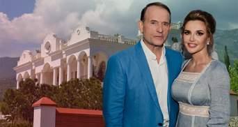 Палац Медведчука та Марченко: кому дісталась розкішна дача кумів Путіна у Криму