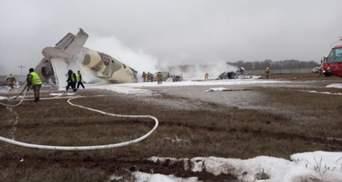 В Казахстане разбился военный самолет: есть погибшие – видео