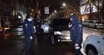 У Миколаєві поліцейські влаштували погоню за п'яним чиновником ОДА