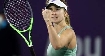 Світоліна залишилась у топ-5 WTA, Костюк та Ястремська втратили позиції