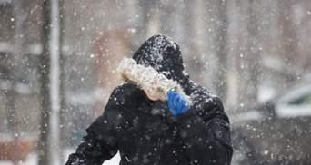 Зима не отступает: Западную Украину засыплет снегом