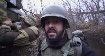 Не можна забувати, – швейцарський блогер випустив фільм про війну на Донбасі