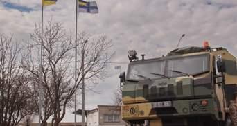 """Військово-Морським Силам ЗСУ передали ракетні комплекси """"Нептун"""""""