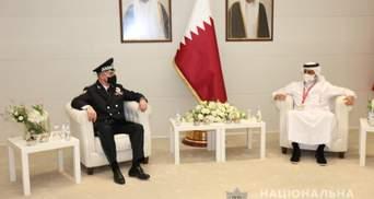 Украинская полиция поможет Катару с подготовкой к Чемпионату мира-2022
