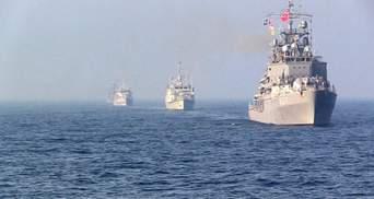 ВМС України провели навчання з кораблями НАТО у Чорному морі: фото