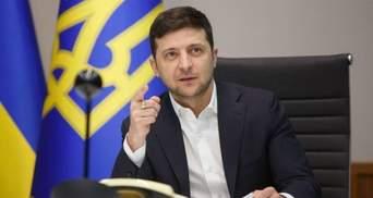 """Ми об'єднуємо світ на базі Кримської платформи, – Зеленський про """"референдум"""" у Криму"""