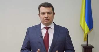 У Зеленского говорят, что Сытник может досидеть свою каденцию в НАБУ