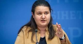 Коментатори видають бажане за дійсне, – Маркарова про вплив США на рішення РНБО