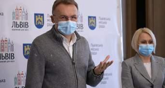 У Львівському медколеджі облаштують додаткові ковідні ліжка, – Садовий