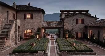 Казковий вид та неймовірні пейзажі: захоплива реконструкція  італійського маєтку 17 століття