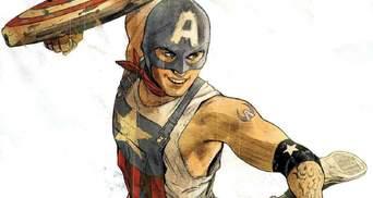 Marvel создали ЛГБТ-версию Капитана Америки: фото