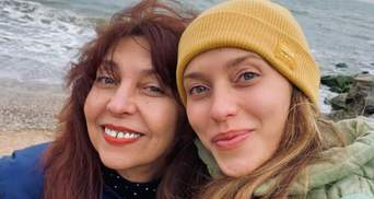 Ведущая Регина Тодоренко, которая живет в России, впервые за долгое время приехала в Украину