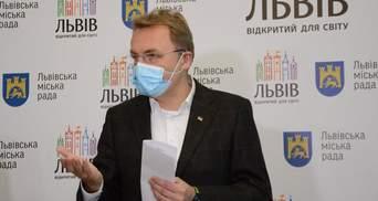 Вірус розповсюджується у 5 разів швидше, – Садовий про передумови локдауну у Львові