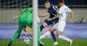 Дніпро-1 у видовищному матчі здолав Десну завдяки дублю Чуже: відео