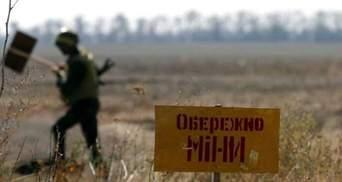 Украина инициирует разблокирование КПВВ на Донбассе и гуманитарное разминирование перед Пасхой