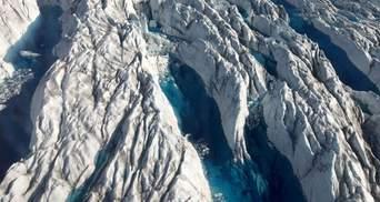 Тривожний сигнал для людства: глибоко під льодом вчені знайшли рослини